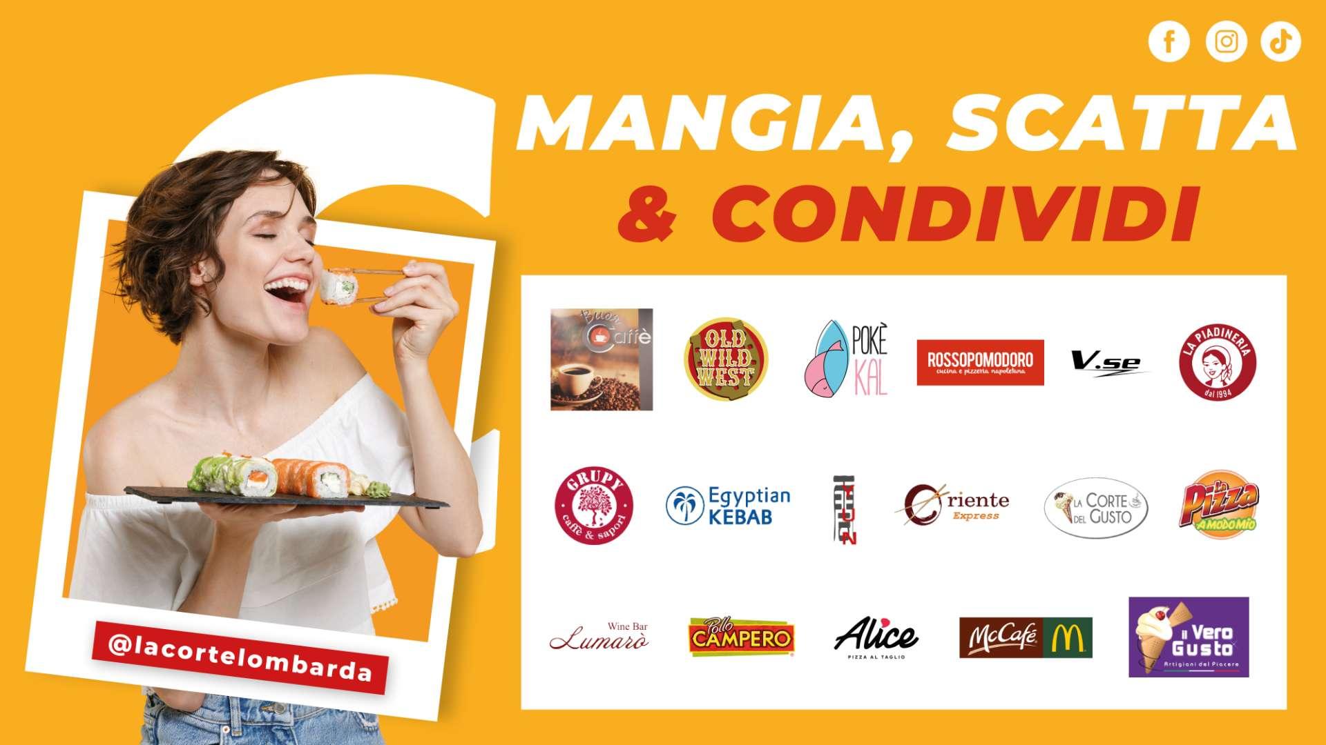Mangia, Scatta & Condividi