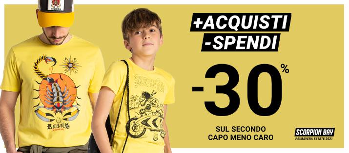 + ACQUISTI - SPENDI